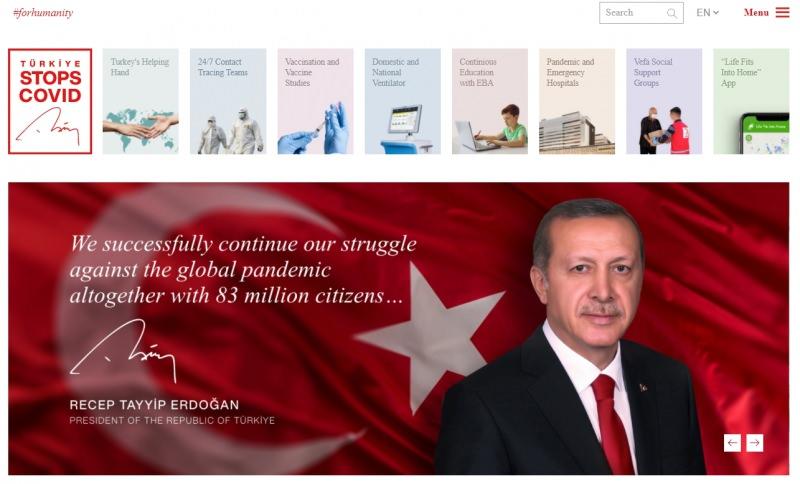 Dünyaya Covid-19 ile mücadelede Türkiye modeli anlatılıyor
