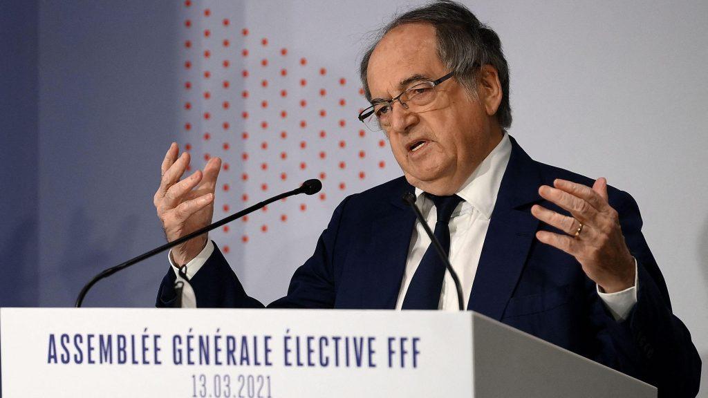 Fransa Futbol Federasyonu Başkanı yeniden Noel Le Graet
