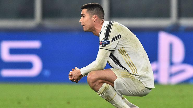 Juventus Cristiano Ronaldonun biletini kesti! Real Madrid