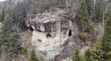 Trabzonda heyecanlandıran keşif