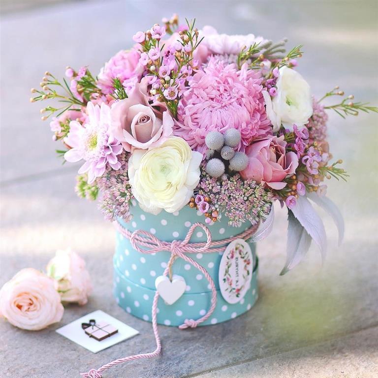 Acıbadem Çiçek Göndermenin Avantajları